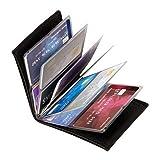 MIRACLE 超極薄 五次元ポケット カードケース 不思議なポッケ 24枚 診察券 レンタル ビデオ ナナコ ワオン 整理 大人 おしゃれ MC-GOZIPOKE