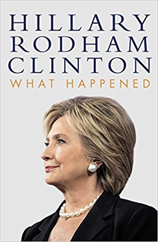 Book cover from [By Hillary] What Happened (Hardcover)【2017】by Hillary Rodham Clinton (Author) [1869]by Hillary Rodham Clinton