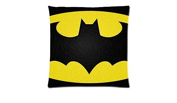 Nuevo diseño de Batman Custom con cremallera funda de ...