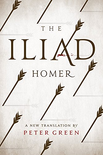 Book cover for The Iliad