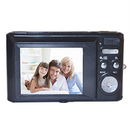 KINGEAR V700 2.4 Inch TFT Color LCD Screen 18MP 1080 HD Anti-shake Smile Capture Digital Video Camera With 6X...