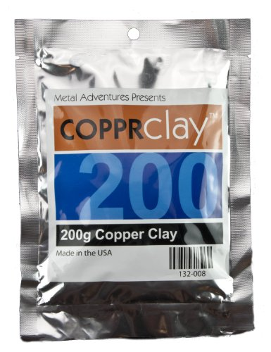 COPPRclay 200 Gm (Art Clay Copper Clay)