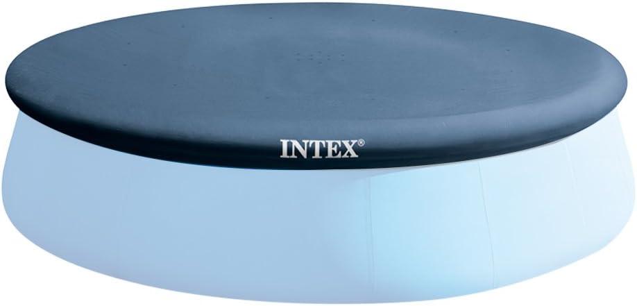 Intex 28026 - Cobertor piscina hinchable Easy Set 396 cm