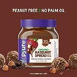 Organic Hazelnut Spread with Cocoa by Pyure   Keto