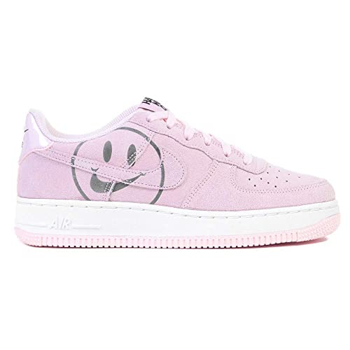 info pour 70aad 416d3 Nike Baskets Air Force 1 LV8 2 (GS) - 37, 5, Rose: Amazon.co ...