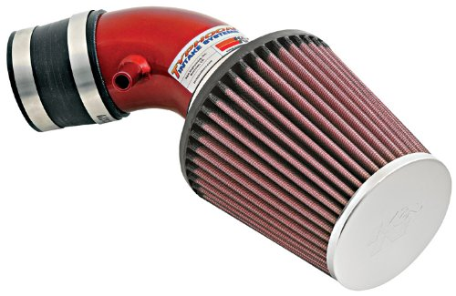K&N 69-2020TR Typhoon Air Intake Kit, Short Ram, (Ram Mini Intake System)