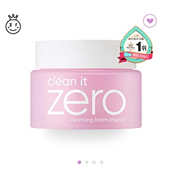 5504c5d19106 Amazon.com : Banila Clean It Zero Sherbet Cleanser, 100ml : Facial  Cleansing Creams : Beauty
