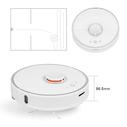 Amazon.com - Xiaomi Smart Robot Vacuum Cleaner, s50/s51 2018 NEW 2 ...