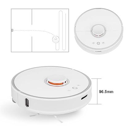 Amazon.com - Xiaomi Smart Robot Vacuum Cleaner, s50/s51 2018 ...