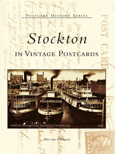 Stockton in Vintage Postcards