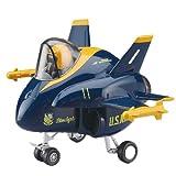 Hasegawa 60125 Egg Plane F/A-18 Hornet Blue Angels, 60125