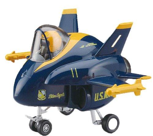 HASEGAWA 60125 Egg Plane F/A-18 Hornet Blue Angels