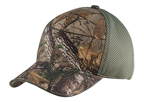 b795fb037fe Joe s USA - Realtree Adjustable Camo Camouflage Cap Hat with Air Mesh Back  - Buy Online in Oman.