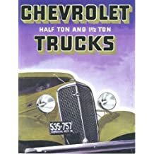 Amazon gm chevy chevrolet truck pickup books 1936 chevrolet truck pickup dealership sales brochure advertisment options accessories includes pick up stake sedan delivery panel fandeluxe Images