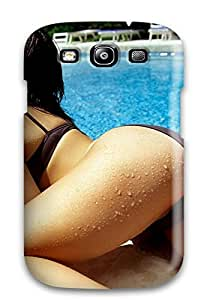 EnseTTV23727RDjES Tpu Phone Case With Fashionable Look For Galaxy S3 - Women Oriental People Women