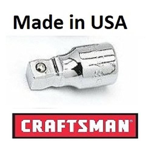 Chrome Wobble - Craftsman 3/8 Inch Drive Wobble Extension Bar full polish chrome Size 1-1/2 inch Made in USA 9-44282