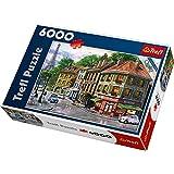 "Trefl ""Street of Paris"" Puzzle (6000-Piece, Multi-Colour)"
