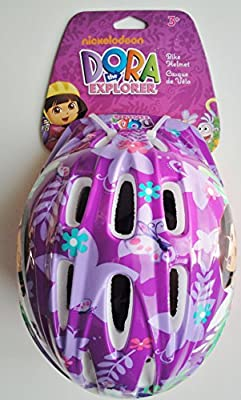 Amazon.com: Dora the Explorer - Casco de níquelodeón, color ...