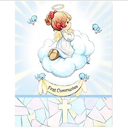 Amazon Precious Moments First Communion Invitations W Env