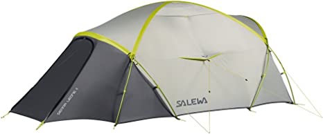 Salewa Sierra Leone II Tenda, Unisex adulto, Lightgrey/Cactus ...