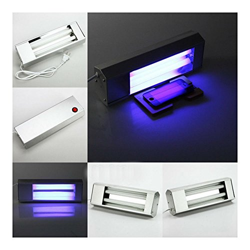 48W UV Ultraviolet Light LOCA Glue Curing Lamp For LCD Screen Repair 110V - - Sunglasses Al Mobile