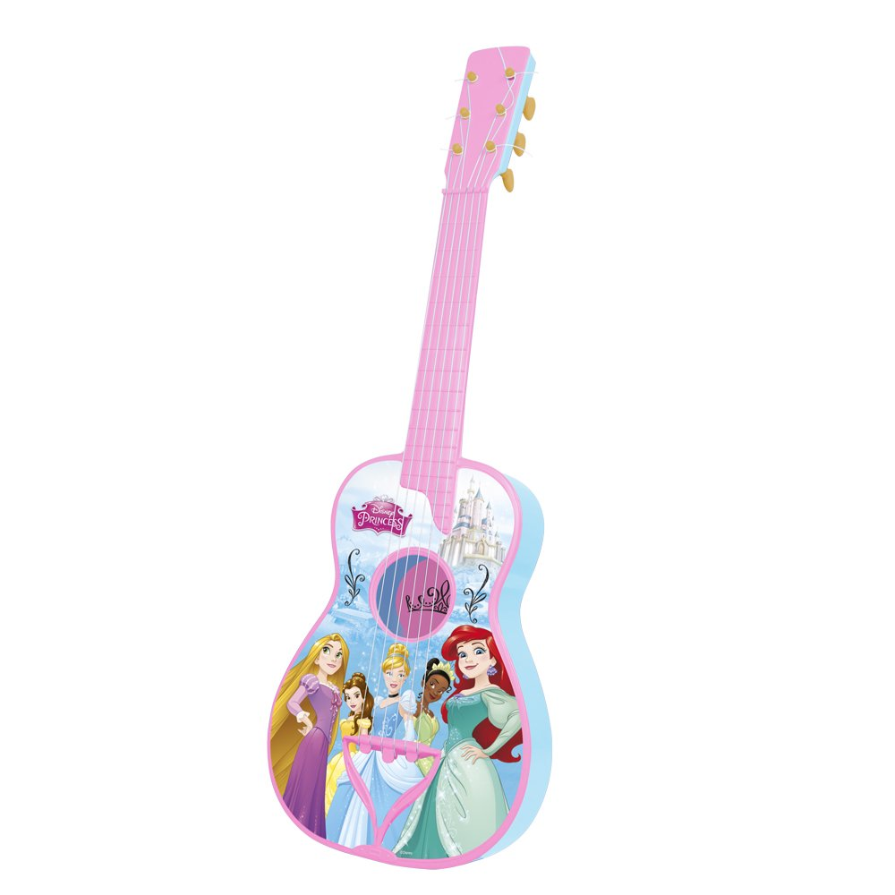 CLAUDIO REIG- Princesas Disney Guitarra (5282.0): Amazon.es ...