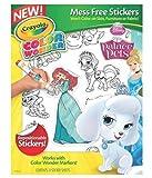 Crayola Color Wonder Stickers, Disney Princess (75-5851)