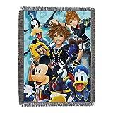 "Disney's Kingdom Hearts, ""Ready for the Road"" Woven"
