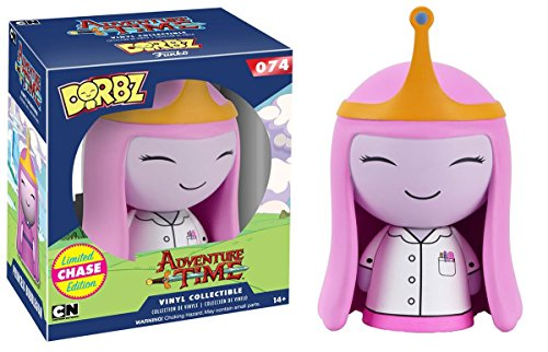 Dorbz Adventure Time Princess Bubblegum Nurse Outfit Rare Chase Vinyl Figure