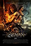 Conan the Barbarian Full Size 1 Sheet Movie Poster Single Sided Original 27 x 40