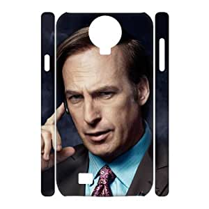 GTROCG Better Call Saul Phone 3D Case For Samsung Galaxy S4 i9500 [Pattern-6]