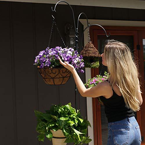 Yard Hanger (Yard Butler YT-5 Yard Tree Hanging Garden System)
