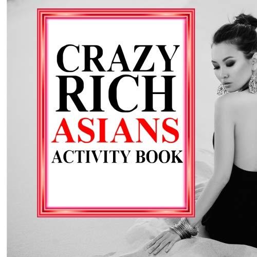Crazy Rich Asians: Activity Book