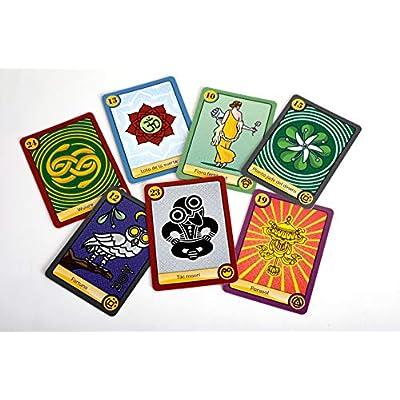 Cartas de la Felicidad Juego de Cartas Esotérico con Gran Poder de Atracción Capaz de Hacer Cumplir Tus Deseos y sueños: Juguetes y juegos
