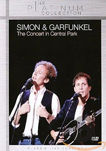 Blu-ray : SIMON & GARFUNKEL - Concert In The Park (Germany - Import, Pal Region 0)