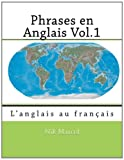 Phrases en Anglais Vol. 1, Nik Marcel and Monique Cossard, 1494993325