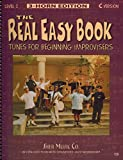 img - for The Real Easy Book: Tunes for Beginning Improvisers, Level 1 (Bass Clef) book / textbook / text book