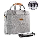 Laptop Cases 15.6 In Tablet bag Briefcase Shoulder Messenger Carrying Handbag