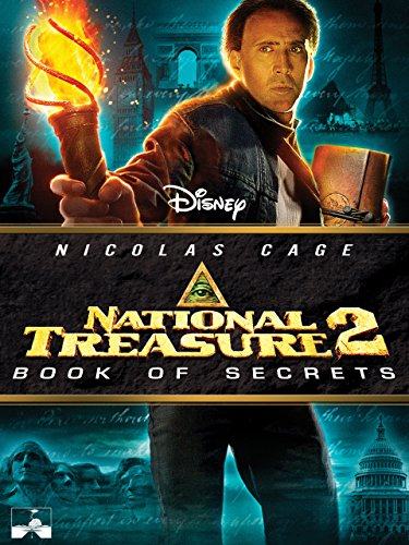 National Treasure: Book Of Secrets