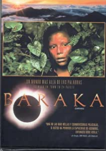 Barakaka (Barakaka)[NTSC/Region 1 and 4 dvd. Import - Latin America]Audio English with Spanish Subtitiles.