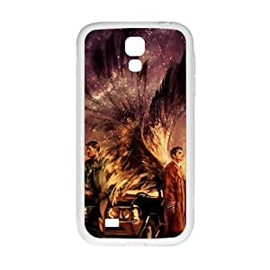 Magical eagle and man Cell Phone Case for Samsung Galaxy S4