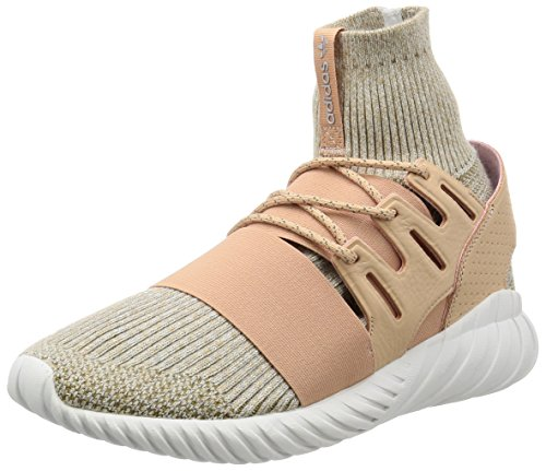 White St PK Tubular Homme Pale Vintage Nude Clear adidas Beige Sneaker Basses Doom Brown wOqwZB0E
