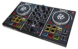 Numark Party Mix | Starter DJ Controller with Built-In Sound Card and Light Show, and Virtual DJ LE Software