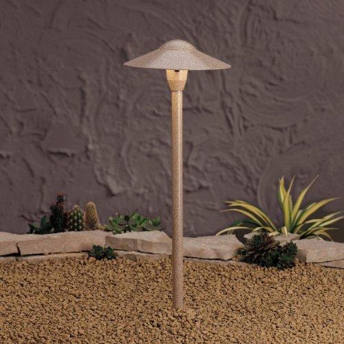Kichler Textured Architectural Bronze Path Light - 2