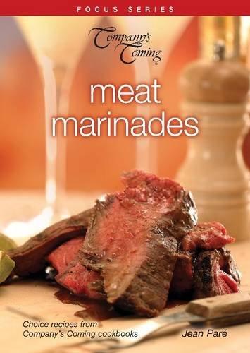Meat Marinades (Focus) by Jean Paré