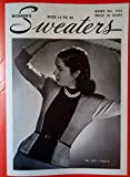 Women's Sweaters (Chadwick's Red Heart Wools, Book No. 225)