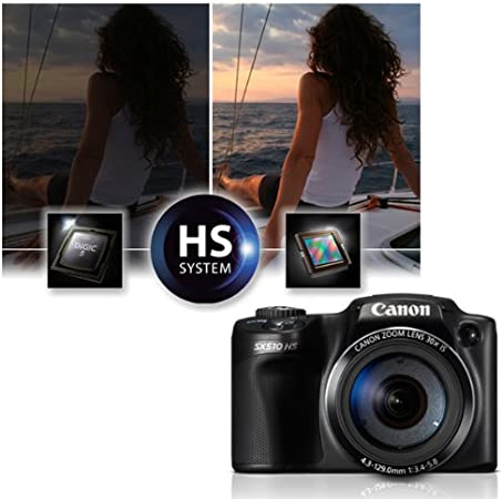 Canon SX510 product image 9