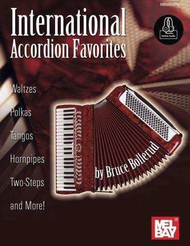 (International Accordion Favorites)