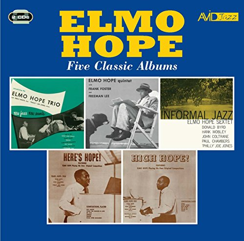 (Five Classic Albums (New Faces - New Sounds / Informal Jazz / Quintet / Here`S Hope! / High Hope!))