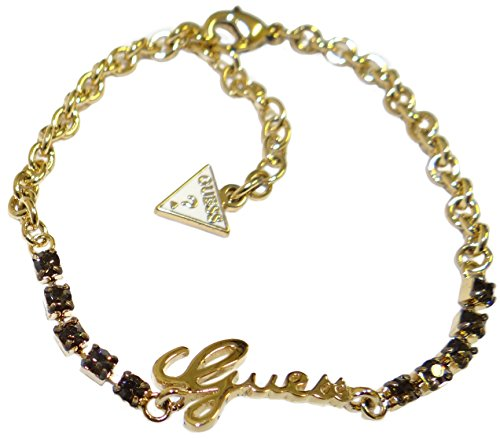 GUESS Rhodium Gold-plated Bracelet UBS21504-L - Guess Gold Plated Bracelet